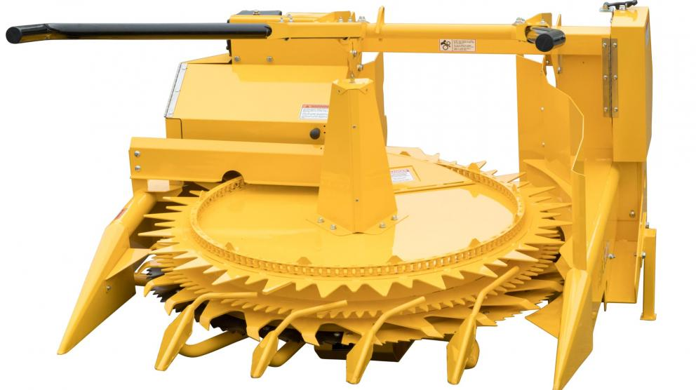Horning 2-Row Rotary Corn Head