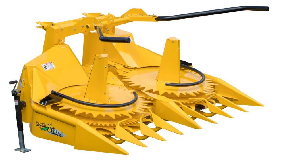 Horning 3-Row Rotary Corn Head