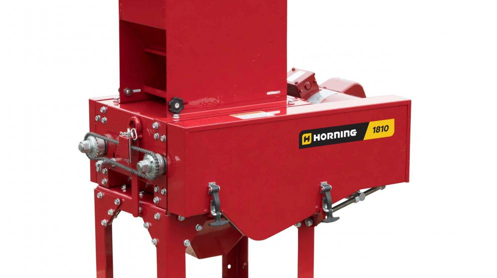 Small Horning roller mill