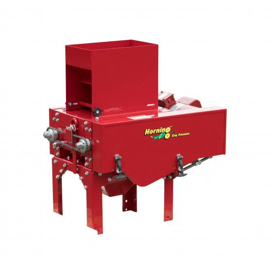 Stationary Roller Mills and Corn Crackers   Horning